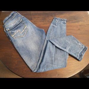 🌻 3/$30 🌻 Silver Jeans Aiko super skinny denim